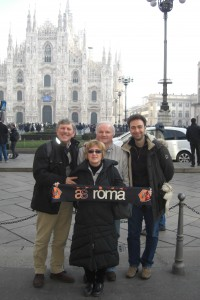 Inter Roma 6.2.11 gruppo
